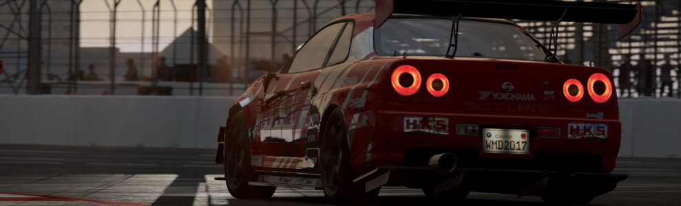 Project Cars 2 Events